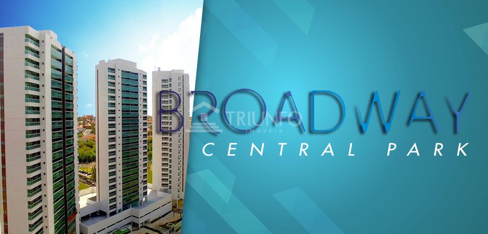 Brodway Central Park - Apartamento no Papicu