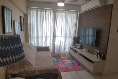 Apartamento no Recanto das Palmeiras com 03 Quartos