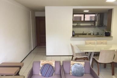 Apartamento no Renascença com 02 Suítes