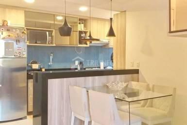 Apartamento a venda no Vicente Pinzon com 02 Quartos