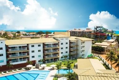 Porto Beach Residence - Apartamento no Porto das Dunas