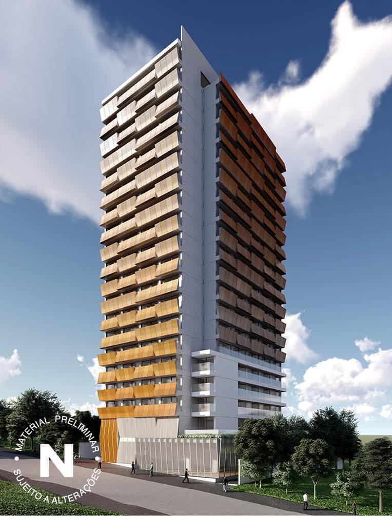 VN Loefgreen Club - Apartamentos na Vila Mariana