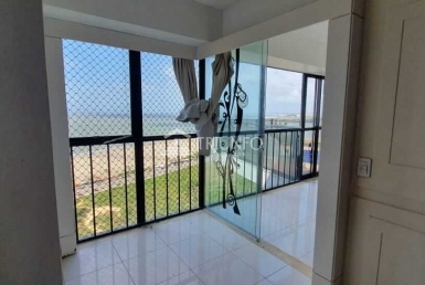 Apartamento na Ponta do Farol a venda com 03 Suítes
