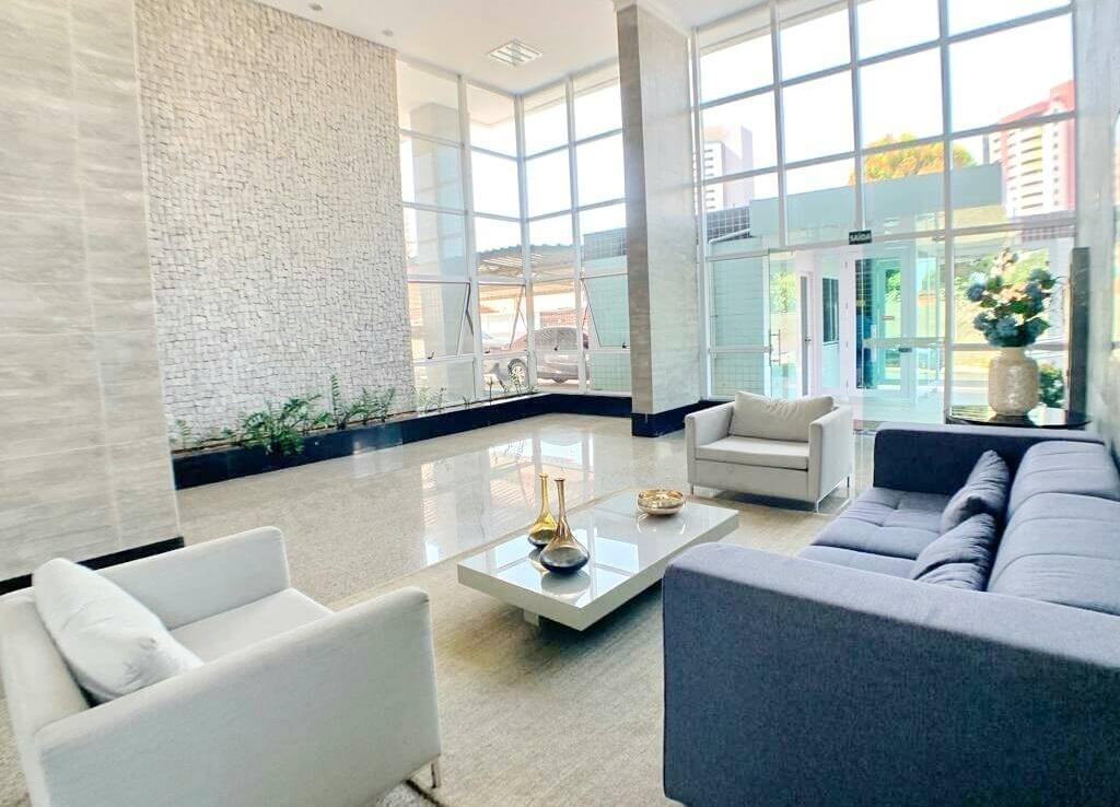 Apartamento a venda com 03 Quartos no Jóquei Club