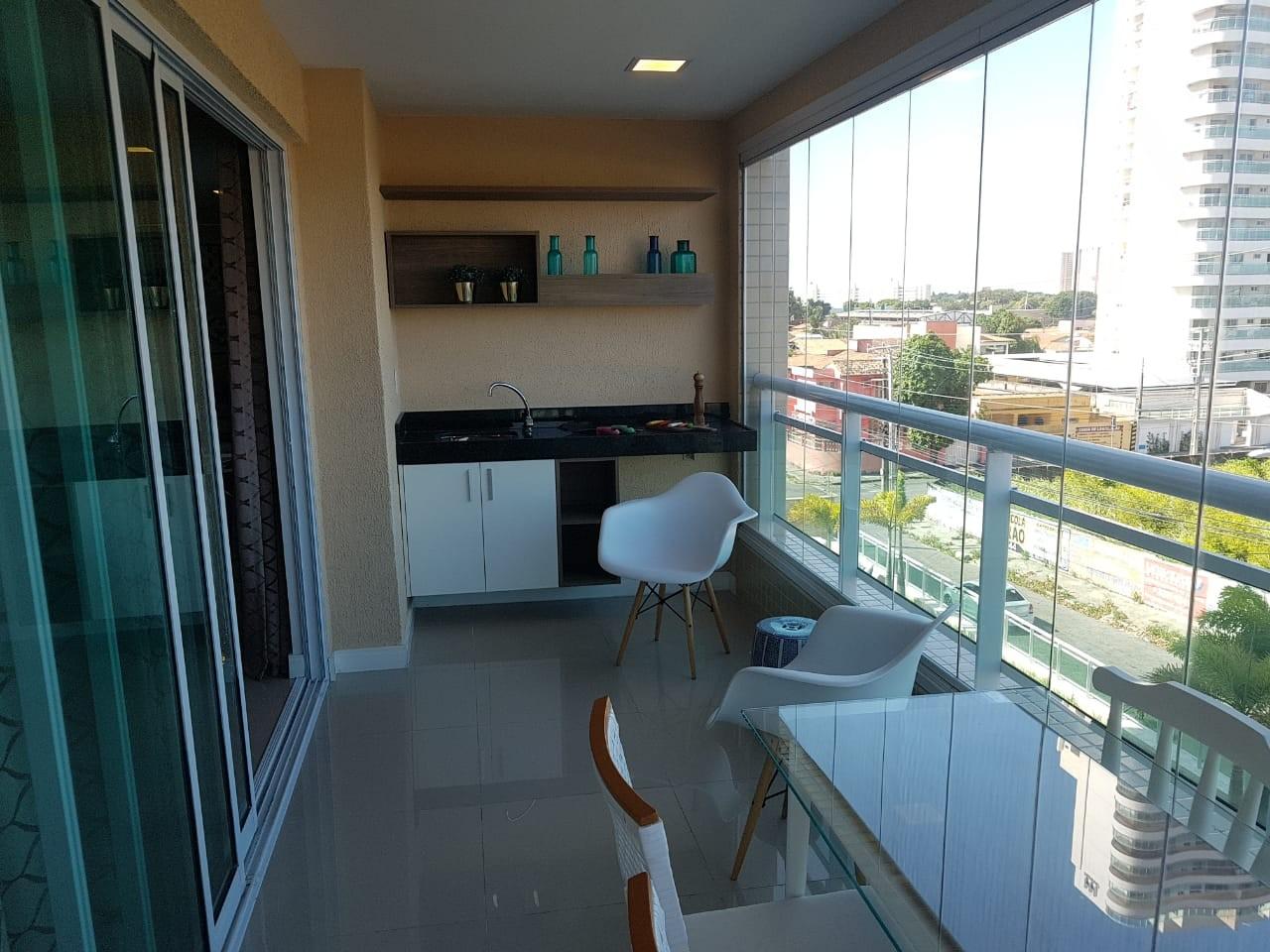 Apartamento a venda com 03 suítes na Parquelândia