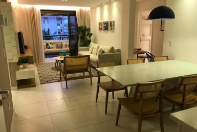 Mandara Kauai - Apartamento no Porto das Dunas