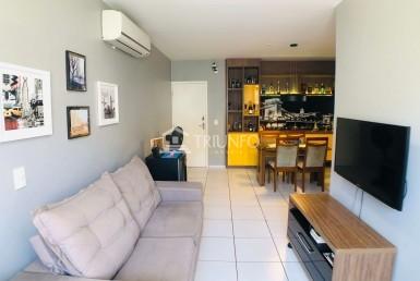 Apartamento a venda no campestre com 03 quartos