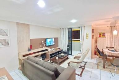 Apartamento a venda no Turu com 03 Quartos