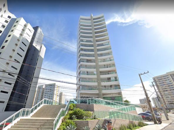 Apartamento com 01 Suíte na Ponta D'areia