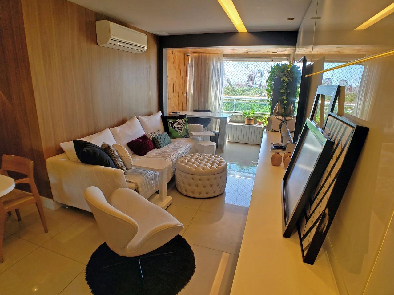 Apartamento com 03 Suítes no Luciano Cavalcante