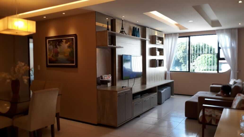 Apartamento com 03 Quartos no Vinhais