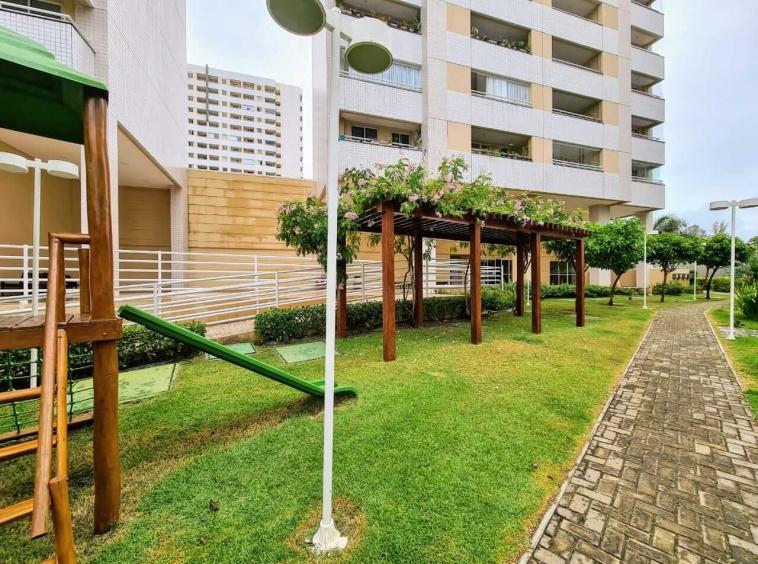 Apartamento com 03 Suítes no Parque del Sol