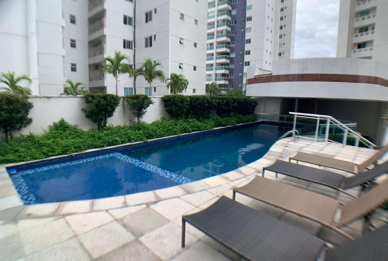 Apartamento com 02 quartos em Fátima
