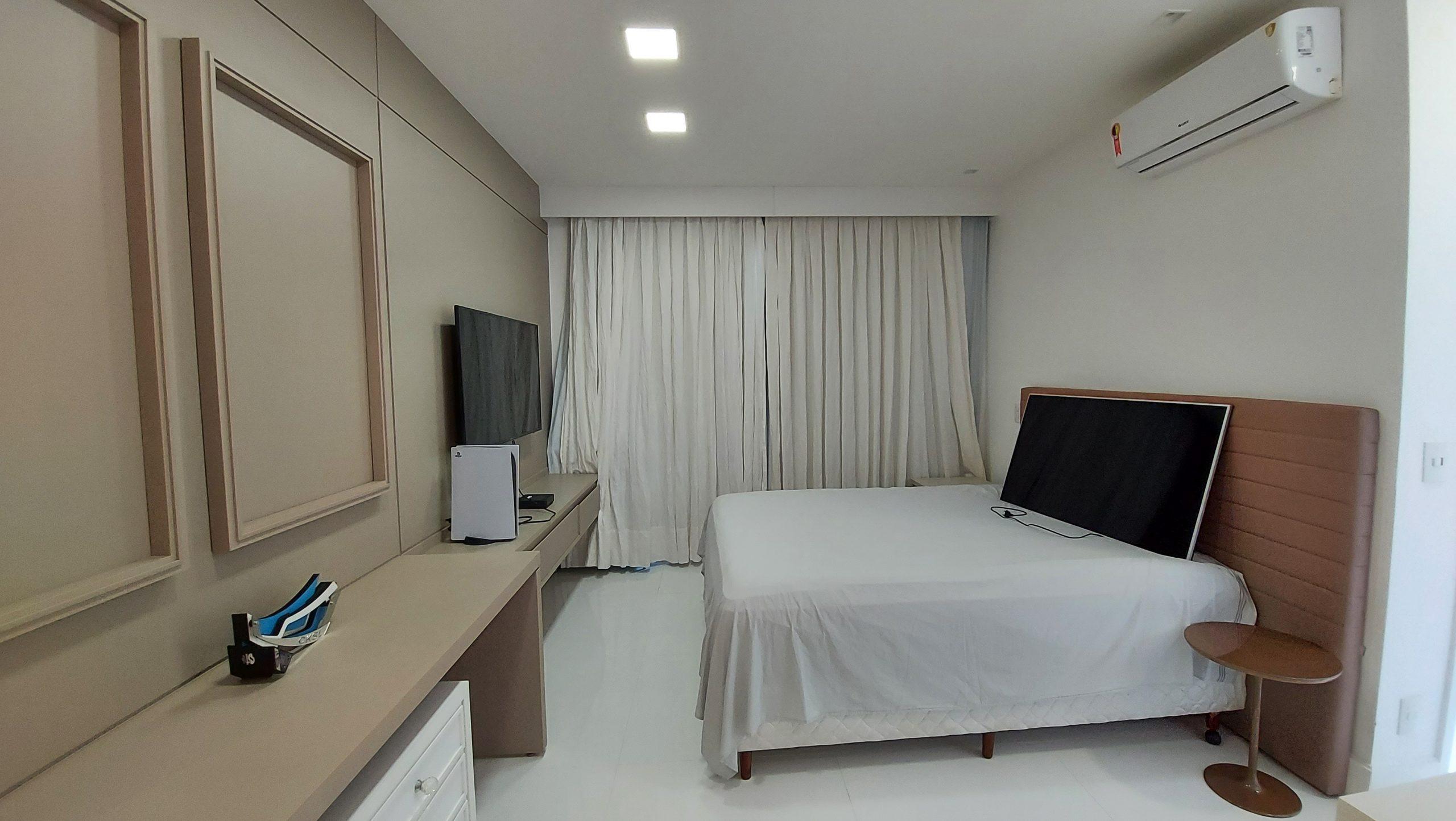 Apartamento na Ponta D'areia com 04 Suítes
