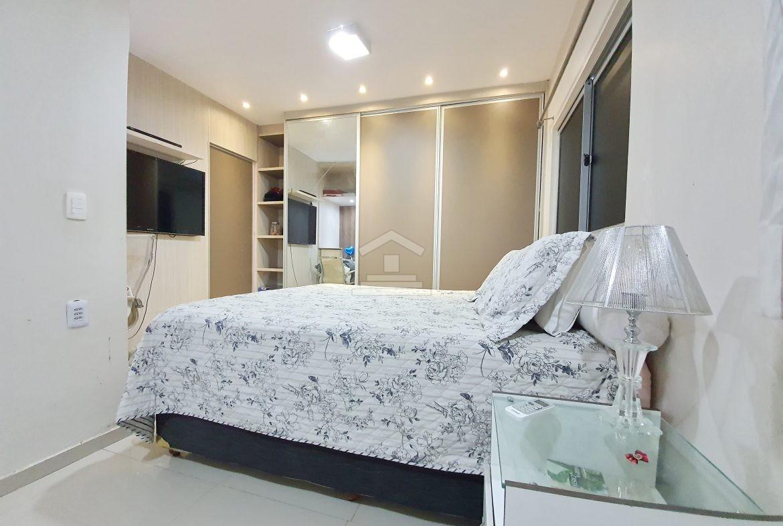 Apartamento com 02 quartos no Campestre