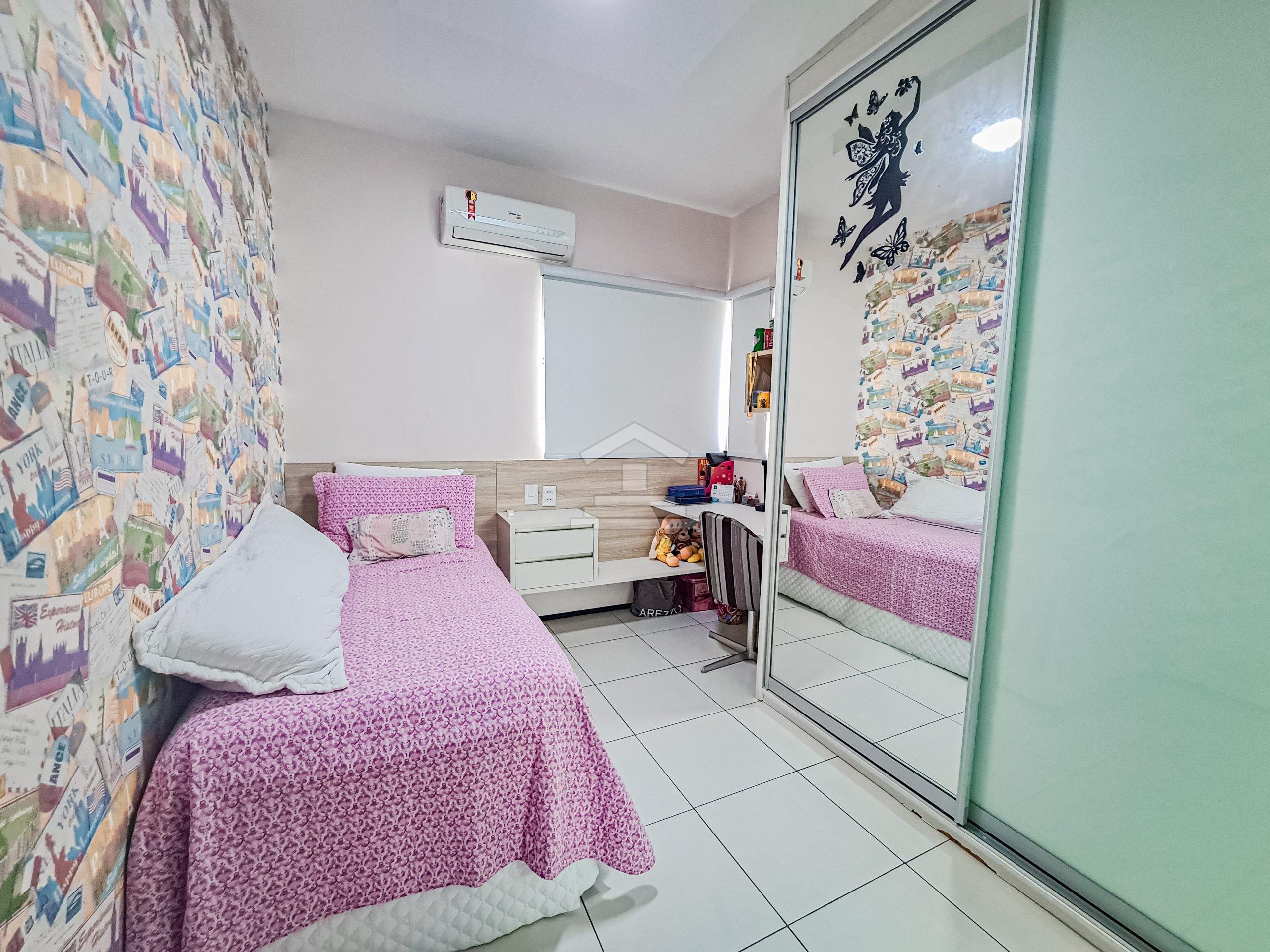 Casa em condomínio com 03 suítes no Gurupi
