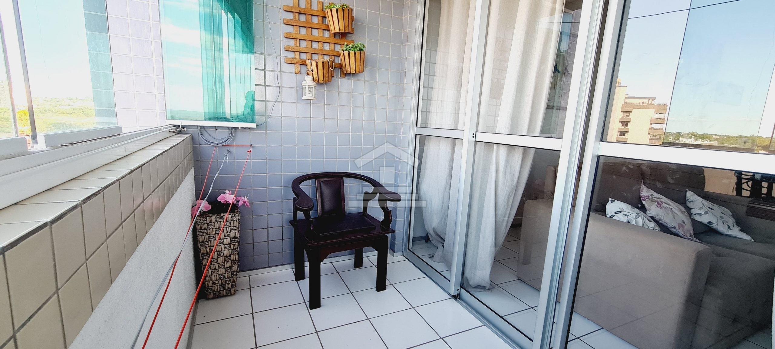 Apartamento com 03 suítes no Olho D'água
