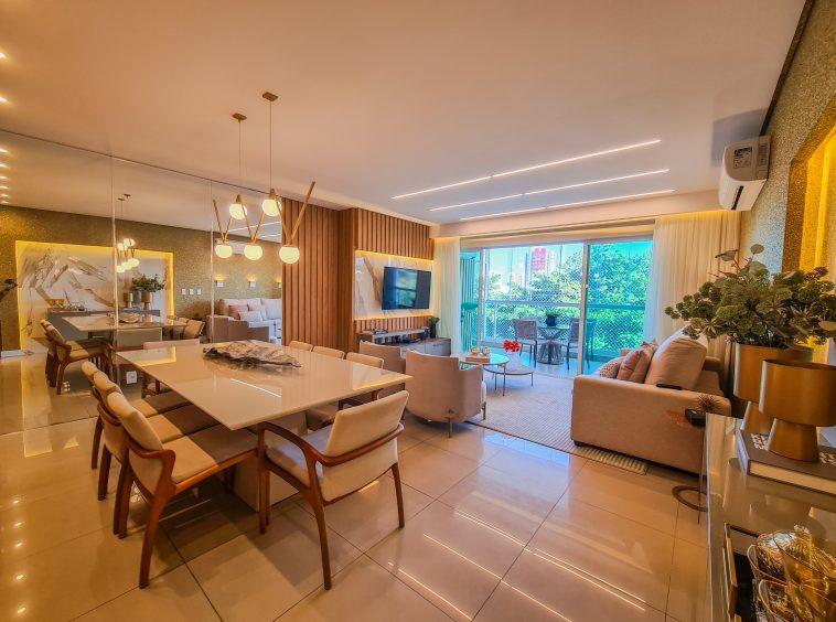 Apartamento no bairro de Fátima com 03 quartos